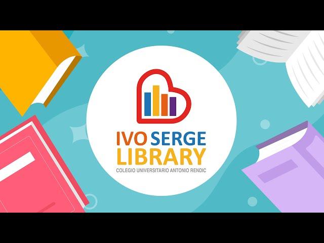 Presentación Ivo Serge Library
