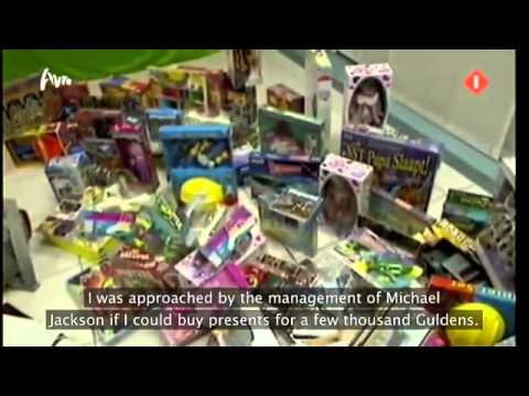 Amsterdam ArenA 18 jaar geleden: Michael Jackson