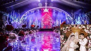 Hót Hoài Linh và dàn sao đình đám tới dự đám cưới của Lâm Chi Khanh và chồng trẻ
