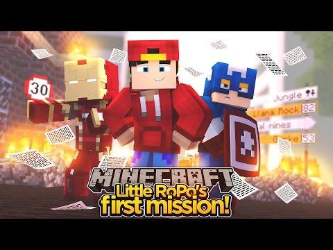 Minecraft Adventure - LITTLE ROPO CATCHES HOLLY'S EX BOYFRIEND!!!