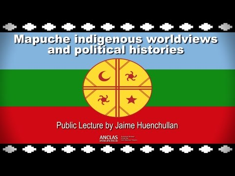 Mapuche indigenous worldviews and political histories by Jaime Huenchullan