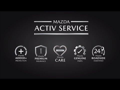 MAZDA ACTIV SERVICE หลากหลายโปรแกรมบริการหลังการขายจากมาสด้า