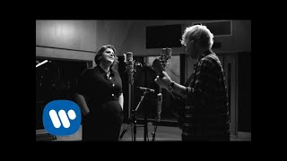Ed Sheeran Best Part Of Me feat YEBBA Live At Abbey Road