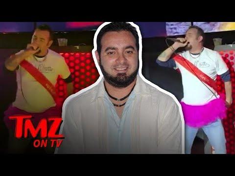 'NSYNC Member Sings 'Bye Bye Bye' In A TuTu | TMZ TV