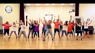 """I Need Your Love"" - Shaggy, Mohombi, & Faydee Costi - Zumba Dancehall Fusion"