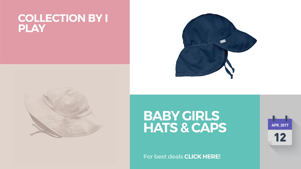 Baby Girls Hats   Caps Collection By I Play - YouTube 8063bc89db24