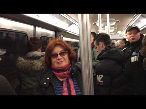 A Trip To The Paris Metro  to Versailles. March 25, 2017
