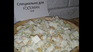 Салат с брынзой и пекинской капустой: рецепт от Foodman.club