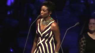 Heather Headley in chicago Dec. 2017