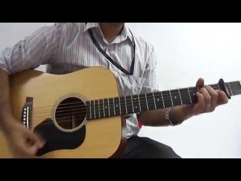 Mitti Di Khusboo - Ayushmann Khurrana (Acoustic Guitar Cover)