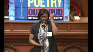California Poetry Out Loud 2010 Chukwunonso (Nonny) Okwelogu Fresno County Rd. 1