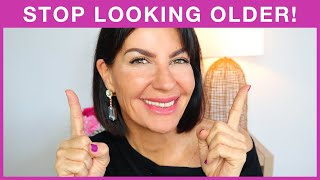 10 EASY TIPS TO LOOK YOUNGER AT ANY AGE I Women Over 40