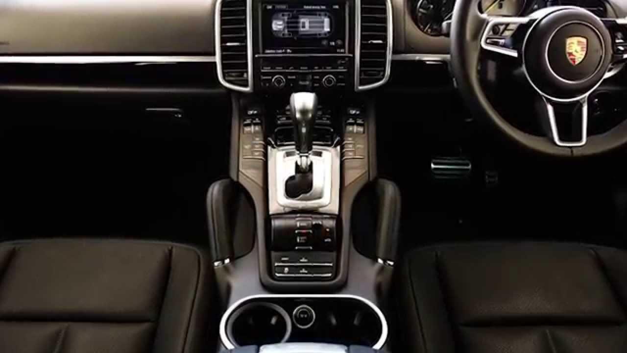 новый 2015 porsche cayenne s e-hybrid 2015