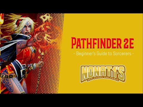 PATHFINDER 2ND EDITION BEGINNER'S GUIDE: SORCERERS! |