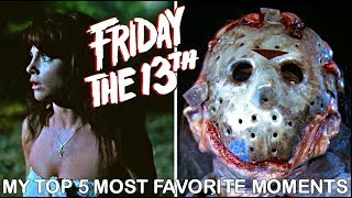"""MY TOP 5 """"MOST FAVORITE SCENES"""" in Jason Goes to Hell : The Final Friday"""