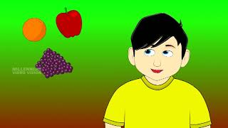 Fruits | Fruits Song | Learning For Kids | Fruit Songs For Children
