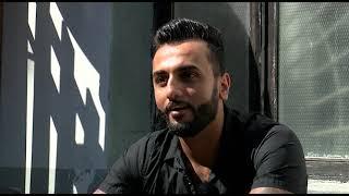 ReTV: Irākietis, bēgot no kara Irākā, nonāca Latvijā