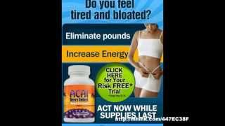 Perfect Acai Berry Quick Weight Loss Management Plan Diet