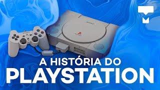 A história do Playstation (do PS1 ao PS4) - TecMundo / Voxel