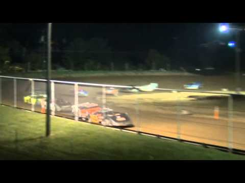 Ohio Valley Speedway AMRA Late Model Feature 9-13-2014