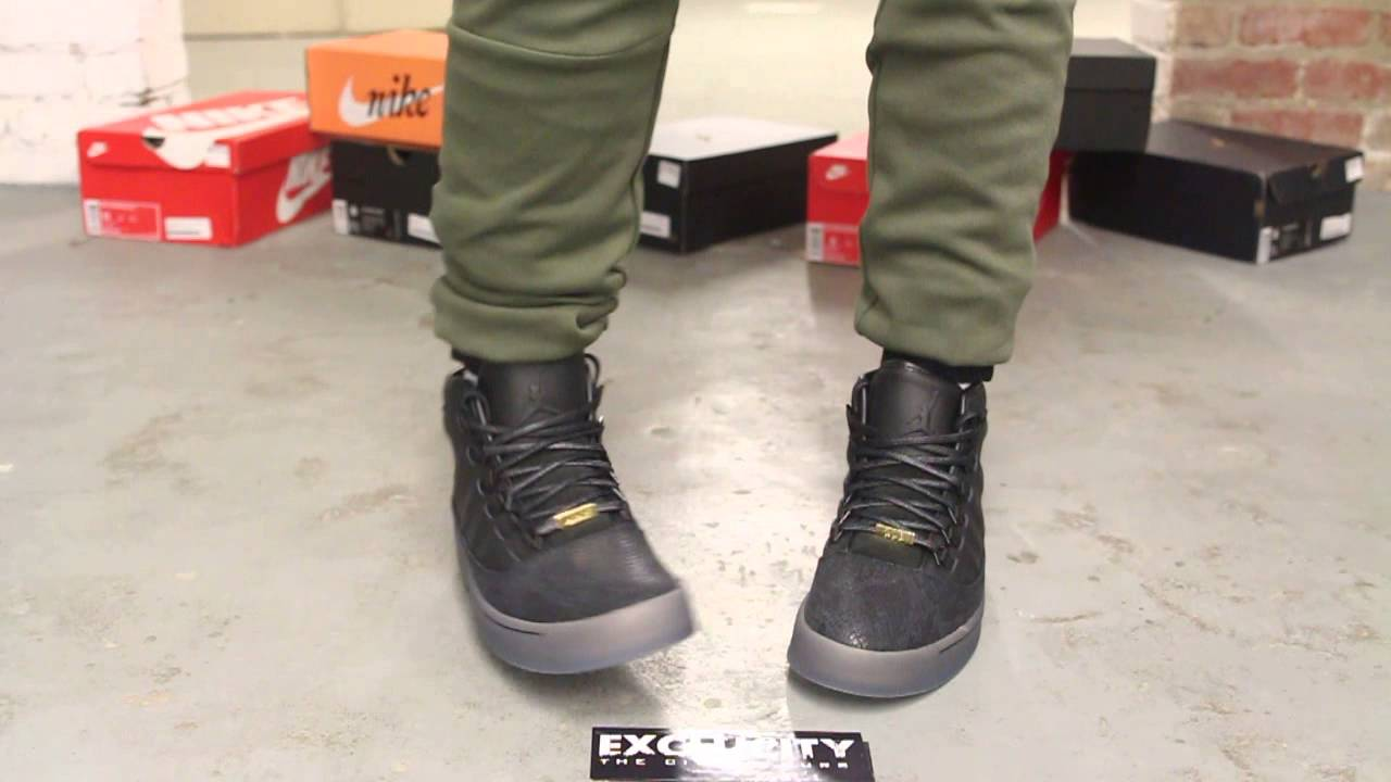 d57c4d367e3 Jordan Westbrook 0 - Black - Anthracite - On-feet Video at Exclucity ...