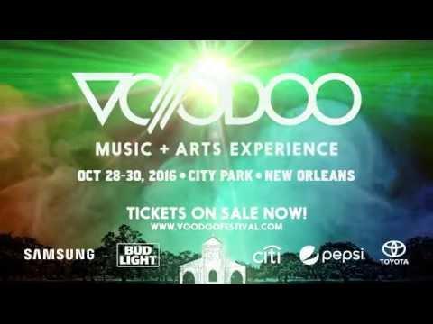 2016 Voodoo Music + Arts Experience