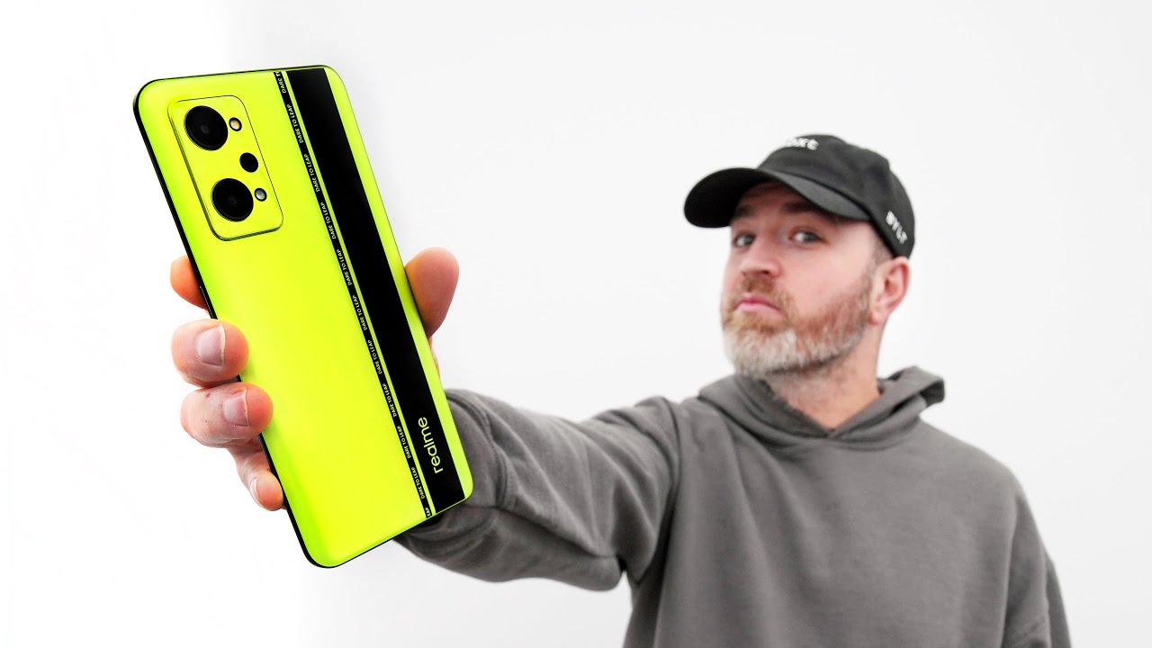 Realme GT Neo 2 is One BOLD Smartphone...