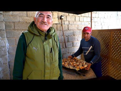 Узбекистан #3. Самса в тандыре