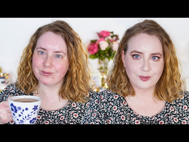 DRUGSTORE GRWM - STRESSED OUT SKIN EDITION