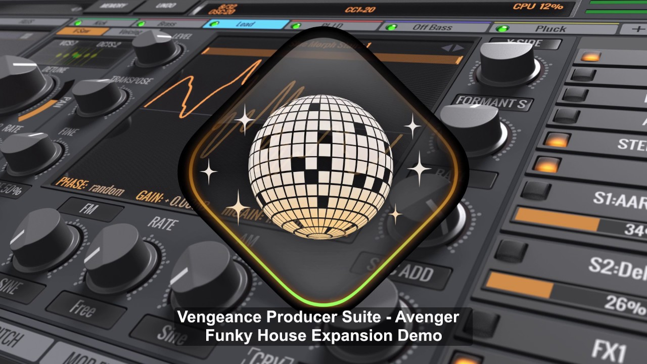 Vengeance Avenger Expansion Pack Funky House - FRESHSTUFF4YOU