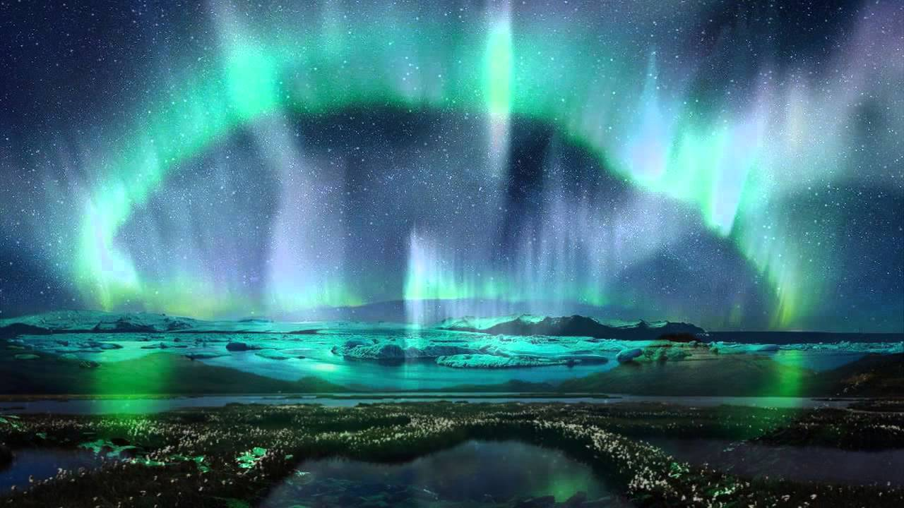 Brain Crain Northern Lights By Brian HD  YouTube