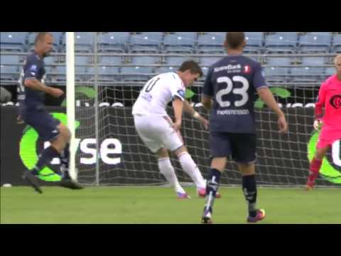 Viking vs.Valerenga 5-5 02:08:2014 (Highlights)
