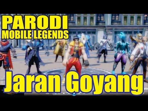 KEREN! Parodi Mobile Legend - Jaran Goyang - Part 1