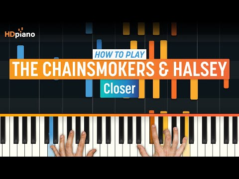 "How To Play ""Closer"" by The Chainsmokers & Halsey 