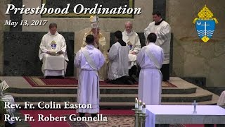 Rite of Ordination to the Priesthood - 2017