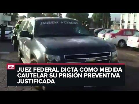 DE ÚLTIMO MOMENTO: Trasladan a Rosario Robles al penal de Santa Martha Acatitla
