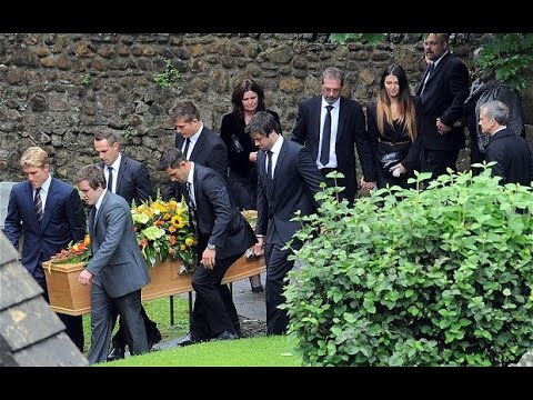 CELEBRITY FUNERALS (PART #1) UPDATED/REDONE - YouTube
