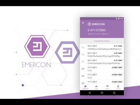 Обзор блокчейна Emercoin - дорожная карта