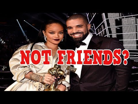 Rihanna Will NOT Appear On Drake's Scorpion Album