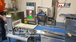 Anritsu Checkweigher / Metal Detector Combination Unit KW5304AW3R [20216]