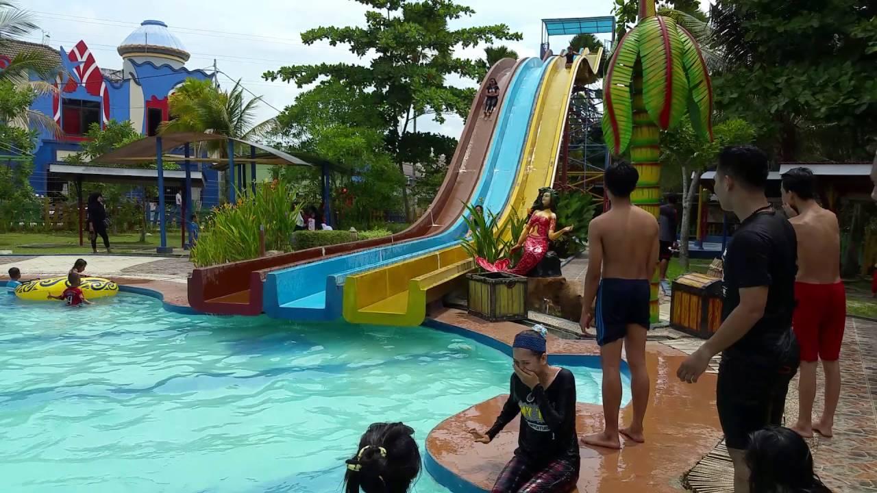 Waterboom Balikpapan Regency - YouTube