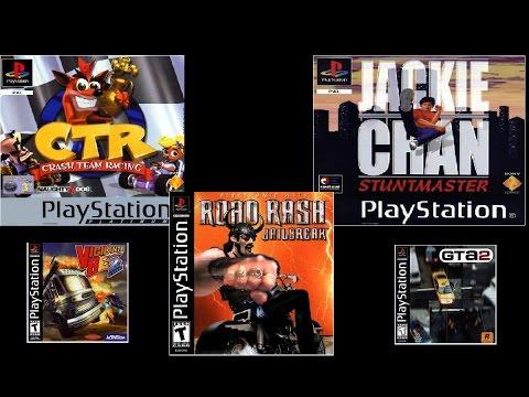 Game PS 1 Legendaris #part 1