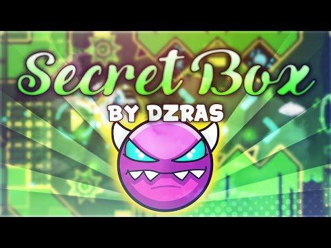 """Secret Box"" [DEMON] by DzRas   Geometry Dash 2.1   GuitarHeroStyles"