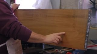 How to Fix Splitting Wood : Furniture Repair Tips