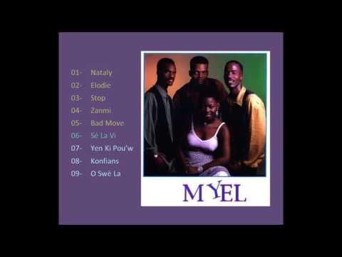 MYEL (O Swè La - 1993) Album (extraits des 9 pistes)
