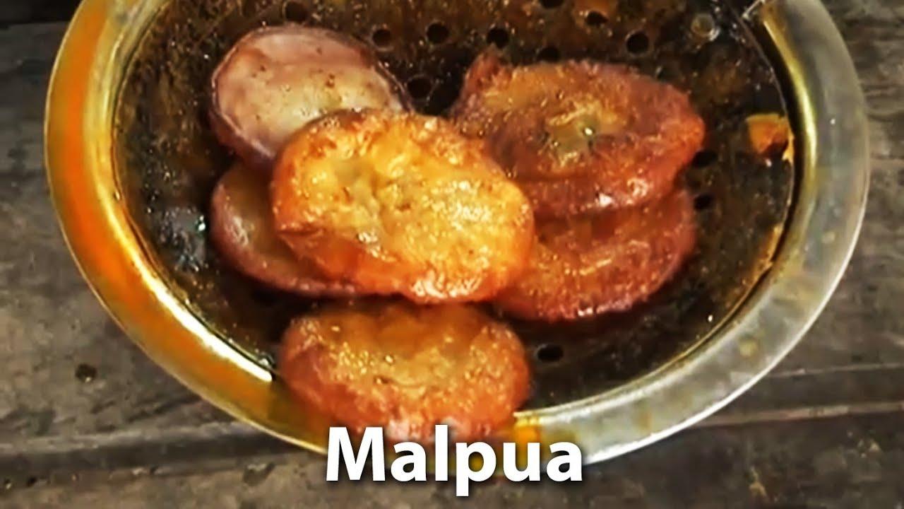 Malpua at bancharam kolkata bengali cuisine youtube forumfinder Choice Image