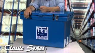 Ice Boxes - Techniice Classic Series - 40l To 200l - Videos