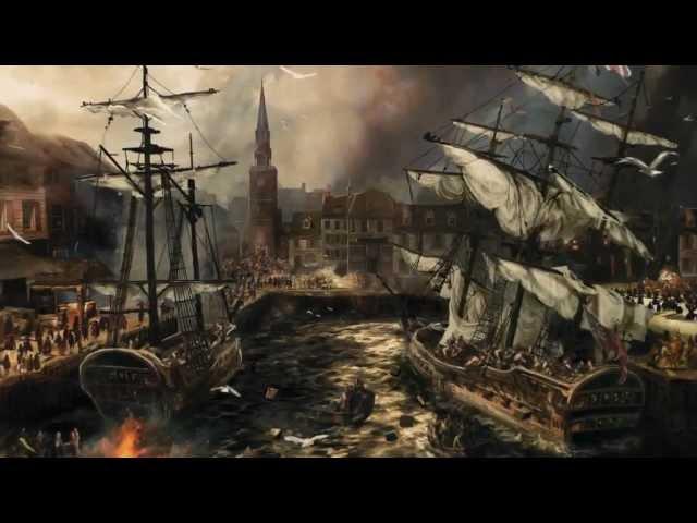 Assassin's Creed 3 - Boston Tea Party Trailer