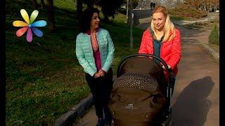 Как похудеть после родов с коляской – Все буде добре. Выпуск 1058 от 25.07.17