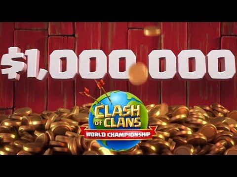 1 MILLIONEN DOLLAR FÜR CLASH OF CLANS! ☆ CoC